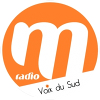 Logo of radio station M Radio Voix du Sud