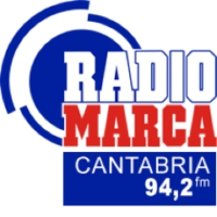 Logo of radio station Radio Marca (Cantabria)