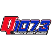 Logo of radio station WCGQ Q107.3