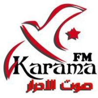 Logo of radio station Karama FM
