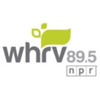 Logo of radio station WHRV