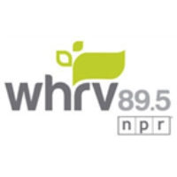 Logo of radio station WHRV