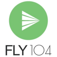 Logo of radio station Fly 104