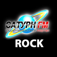 Logo of radio station RADIO SATURN FM - ROCK
