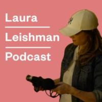 Logo of the podcast Laura Leishman Podcast