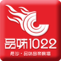 Logo of radio station 长沙FM102.2品味音乐广播 - Changsha FM102.2 music radio