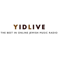 Logo of radio station Yidlive
