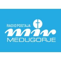 Logo of radio station Radiopostaja MIR Međugorje