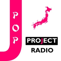 Logo of radio station J-Pop Project Radio