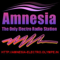 Logo of radio station Amnesia Electro Radio