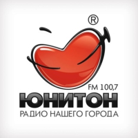 Logo of radio station Юнитон Радио
