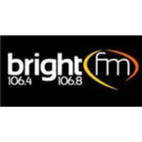 Logo of radio station Bright FM 106.4