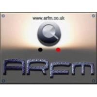 Logo of radio station ARfm