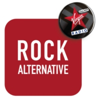 Logo of radio station Virgin Radio Rock Alternative