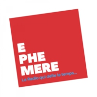 Logo of radio station EPHEMERE-Radio