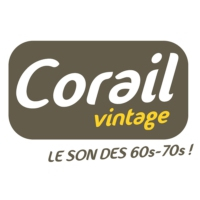 Logo of radio station Corail vintage