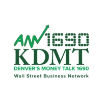 Logo de la radio KDMT Money Talk 1690