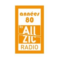Logo de la radio Allzic Années 80