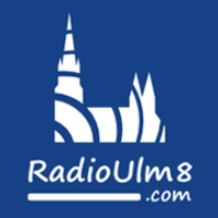 Logo of radio station Radio Ulm8