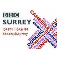 Logo of radio station BBC Radio Surrey