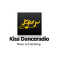 Logo of radio station Kiss Danceradio DANCE