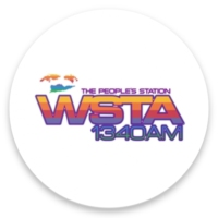 Logo of radio station 1340 WSTA