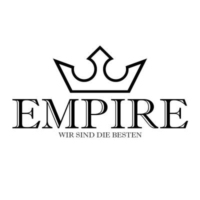 Logo of radio station EMPIRE Radio