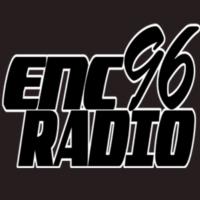 Logo of radio station ENC96Radio