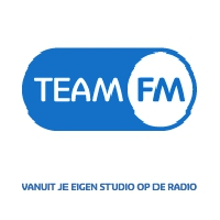 Logo of radio station Team FM