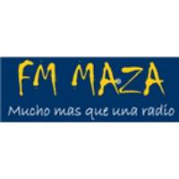 Logo de la radio Maza
