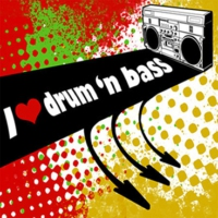 Logo de la radio Miled Music Drum and Bass