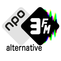 Logo of radio station NPO 3FM Alternative