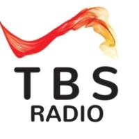 Logo of radio station TBS Radio