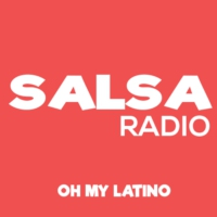 Logo of radio station Ohmylatino Salsa