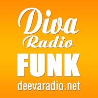 Logo de la radio Diva Radio FUNK