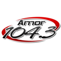 Logo of radio station Amor 104.3