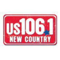 Logo of radio station WUSH US 106.1