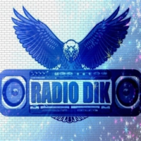 Logo of radio station Radio DIK