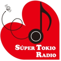 Logo of radio station Súper Tokio Radio