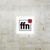 Logo of radio station FFN Young