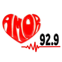 Logo of radio station Amor 92.9