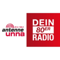 Logo of radio station Antenne Unna 80er