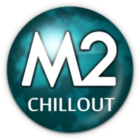 Logo of radio station M2 Chillout