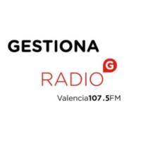 Logo of radio station Gestiona Radio Valencia 107.1 FM