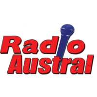 Logo of radio station Radio Austral