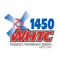 Logo of radio station WHTC 1450