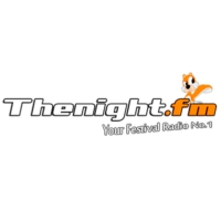 Logo of radio station Thenight.fm