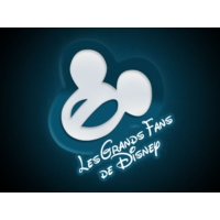 Logo of radio station Les Grands Fans De Disney Radio