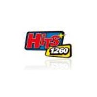 Logo de la radio Hits 1260