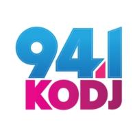 Logo of radio station 94.1 KODJ